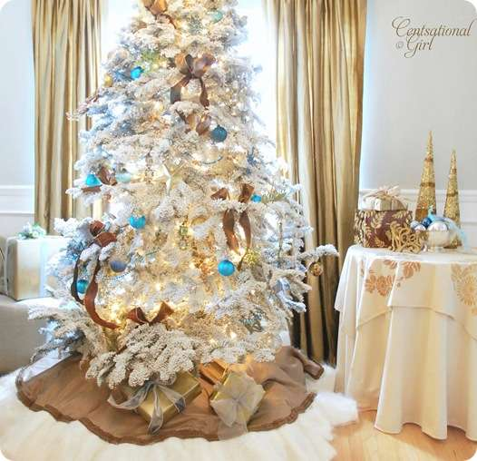 best white christmas trees - Best White Christmas Tree