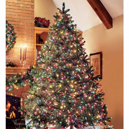 pre lit artificial christmas trees | Christmas Tree