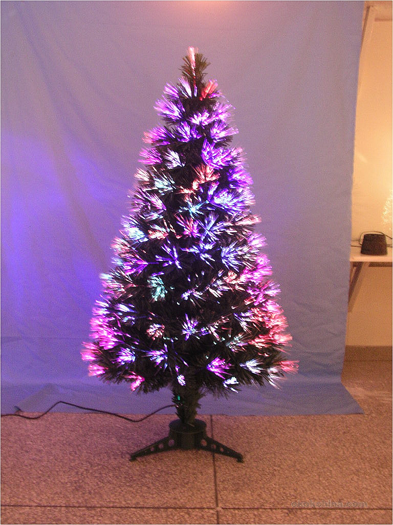 4ft Christmas Tree With Lights