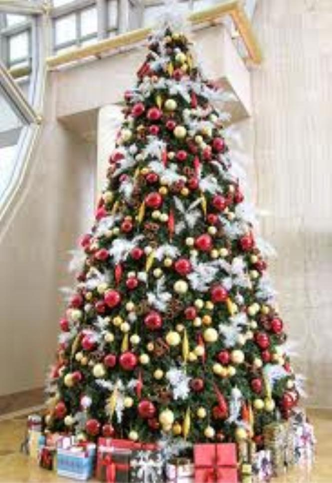 Decorated christmas trees christmas tree - Christmas tree decorating best ideas ...