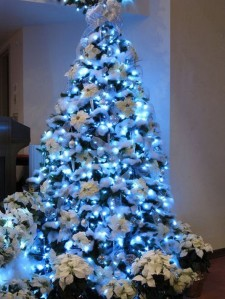 decorated christmas trees 2