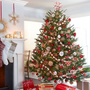 decorated christmas trees 8