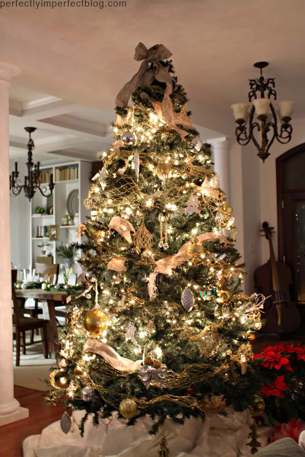 Indoor christmas tree decoration ideas christmas tree for Xmas tree decoration ideas