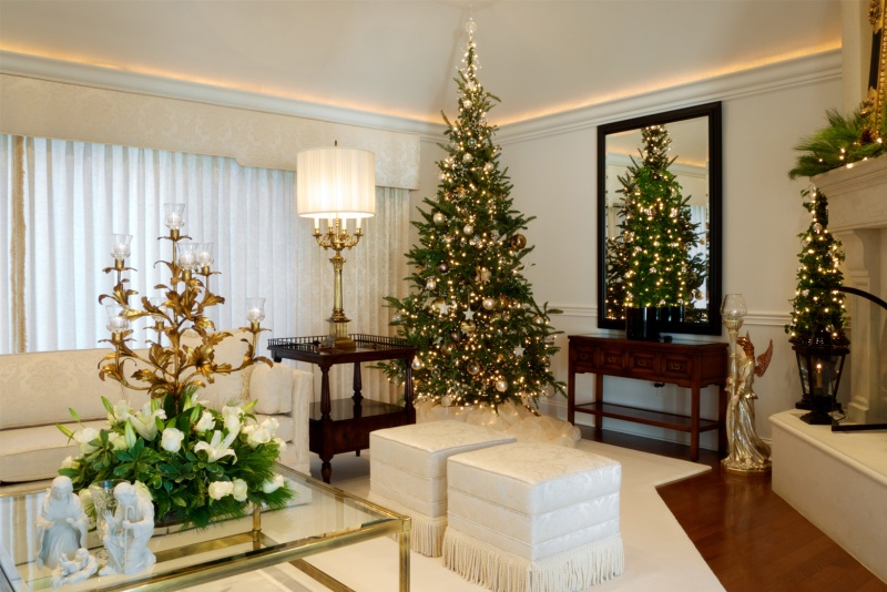 Best Indoor Christmas Tree Idea Wallpaper