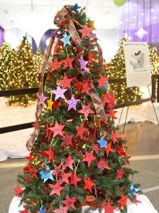 Creative designing on Christmas tree 2014