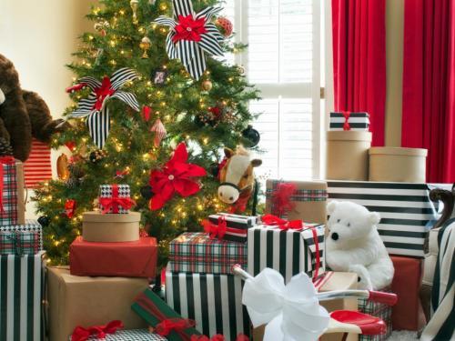 christmas tree decorating ideas 2014