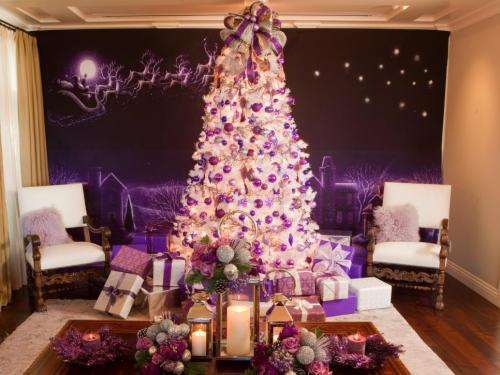 christmas tree decorating ideas ribbon