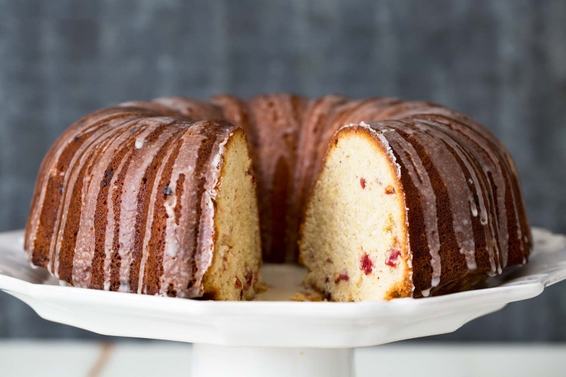 eggnog pound cake from scratch